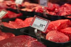 Темпы роста производства говядины и свинины сравнялись