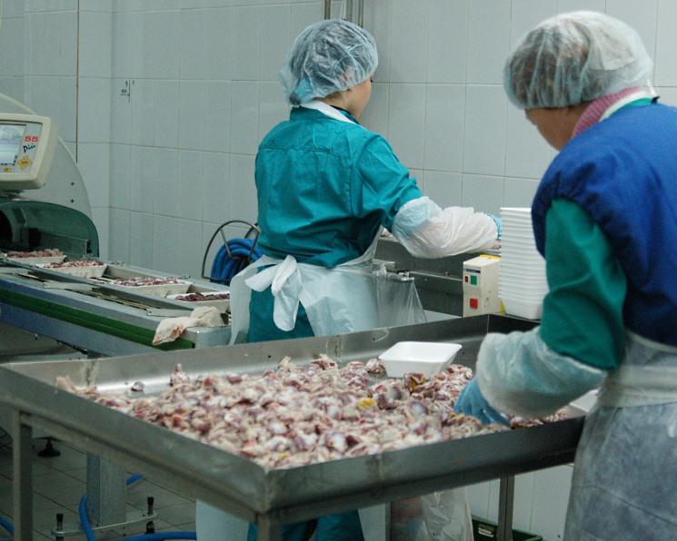 Россельхознадзор ограничил экспорт двум крупным производителям мяса