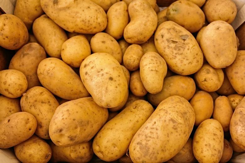 Сбор картофеля уменьшился, но потребление стабильно