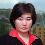 Деляра Сангаджиева, Начальник управления агропромышленного страхования, ОСАО «Ингосстрах»