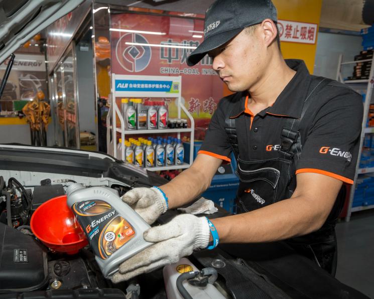 Партнерский материал: «Газпромнефть-СМ» планирует расширить проект партнерских станций техобслуживания вКитае более чем вдва раза в2018 году