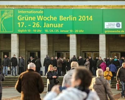 Сельхозвыставка «Зеленая неделя» открывается вБерлине