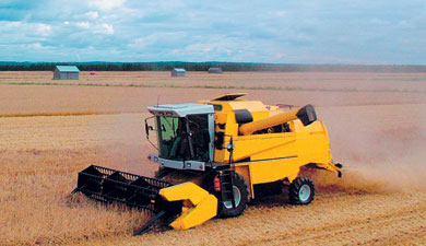 Правительство ограничило ввоз агротехники