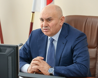 Джамбулат Хатуов назначен первым заместителем министра сельского хозяйства
