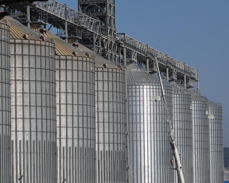 «Технотранс» вложит 13млрдруб. в строительство специализированного зернового терминала