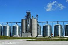 Остатки зерна на 16% ниже прошлогодних