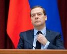 Медведев ожидает «выдающегося» урожая зерна