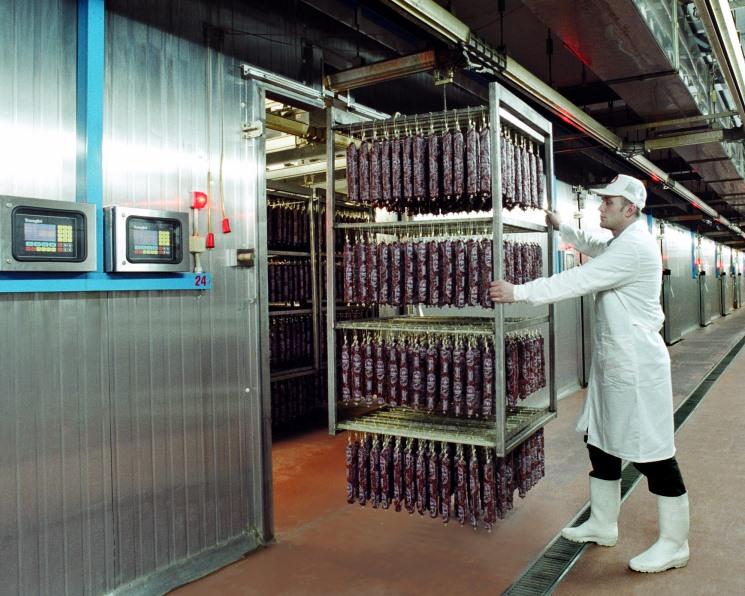 «Черкизово» вложит 6 млрд рублей вновый колбасный завод