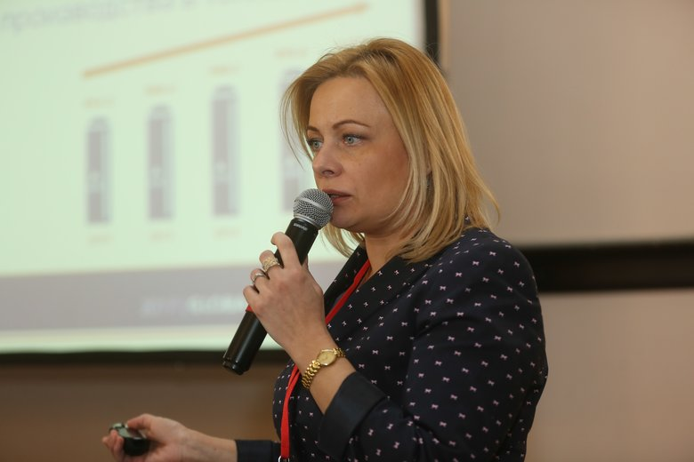 Елена Васильева, руководитель департамента свиноводства, Alltech