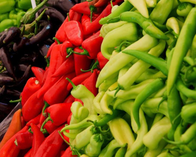 России нужно добавить перца. Почему аграрии неохотно занимаются производством нишевых овощей в закрытом грунте
