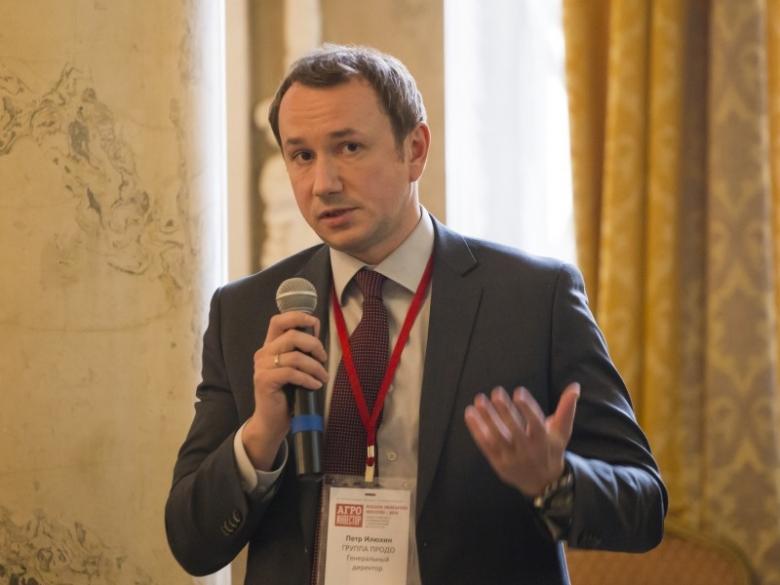 Петр Илюхин, Генеральный директор, «Продо»