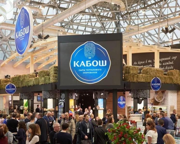 Производитель сыра «Кабош» выходит на рынок зерна