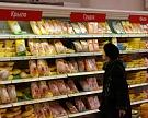 Импортные куриные окорочка замесяц подорожали на10%