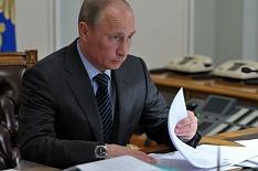 Владимир Путин разрешил регионам создавать «налоговые каникулы» для аграриев