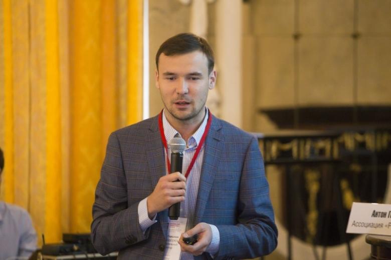 Антон Горшков, «Росспецмаш», координатор направления