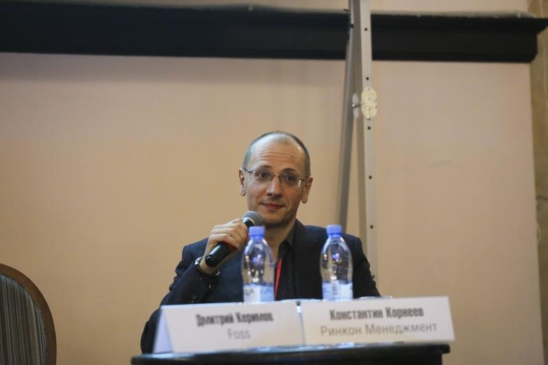 Константин Корнеев, исполнительный директор консалтинговой компании «Ринкон Менеджмент»