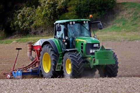 Начался сев озимых под урожай 2020 года
