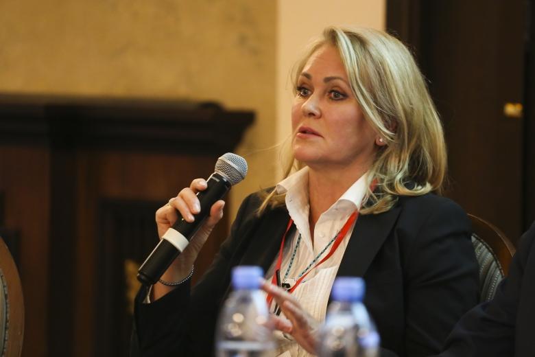 Елена Климова, генеральный директор, Знаменский СГЦ; совладелица, «Эксима»