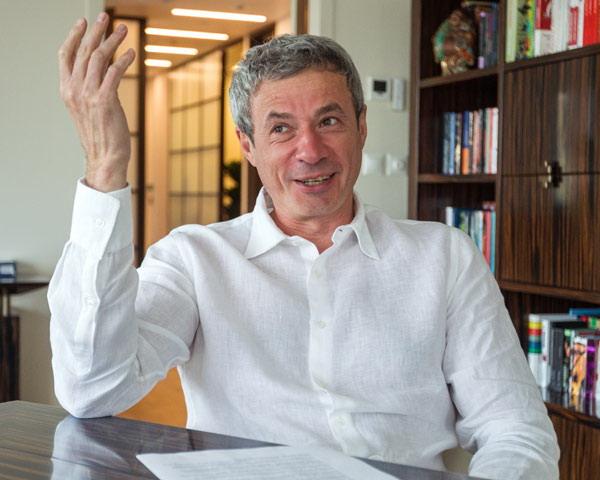 Вадим Мошкович: «Мысмотрим навсе, что продается»