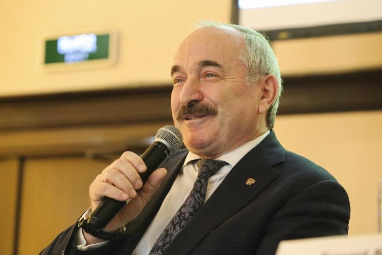 Харон Амерханов, директор, Департамент животноводства и племенного дела Минсельхоза России