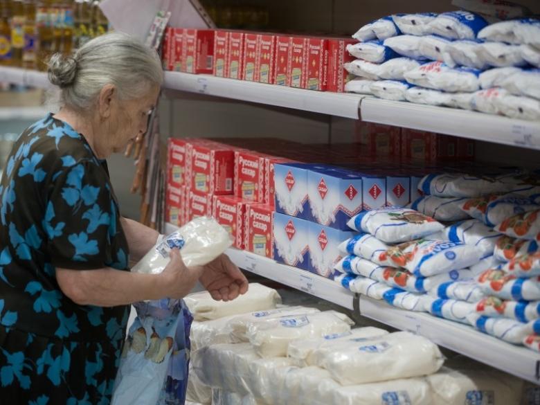 Сахар лидирует по росту цены