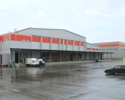 «Агрокомплекс» арендовал склад вПодмосковье