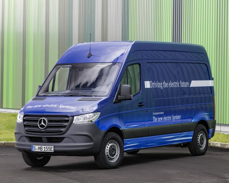 Партнерский материал: Mercedes-Benz представляет третье поколение Sprinter