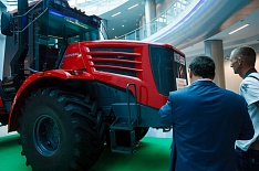 Минпромторг: экспорт сельхозтехники вырастет натреть