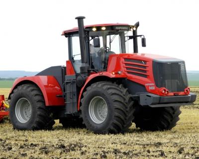 Объем выпуска российских тракторов увеличился на 85%