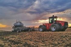 Яровые агрокультуры заняли первый 1 млн гектаров