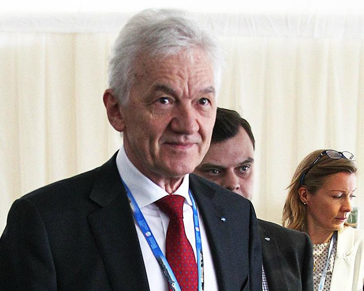 Миллиардер Геннадий Тимченко купил долю вактиве «АФГ Националь»