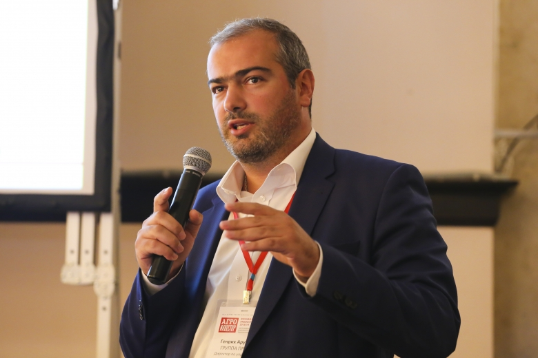 Генрих Арутюнов, директор по управлению цепями поставок, «Группа «Продо»