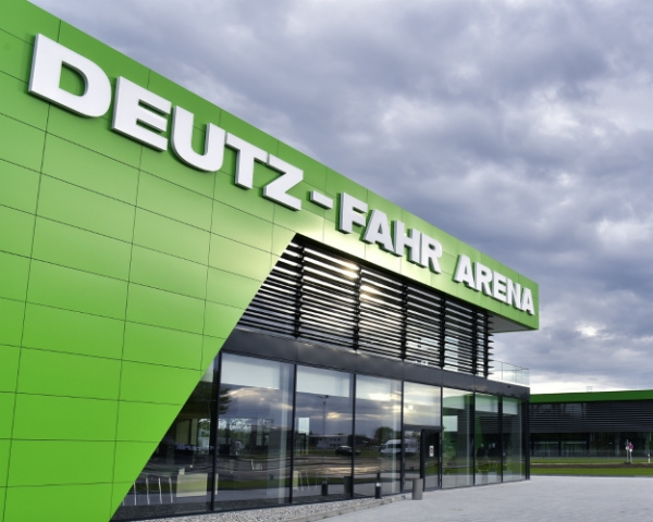 Компания DEUTZ-FAHR открыла новый клиентский центр