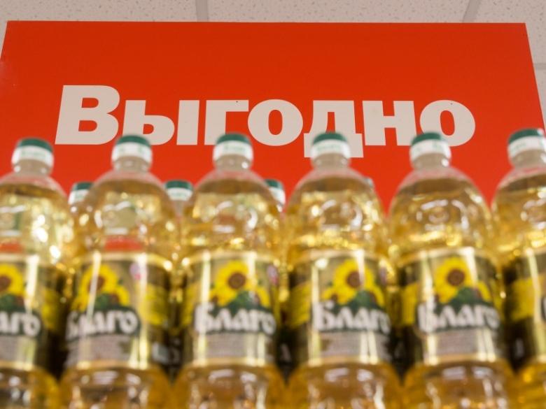 Цены подсолнечного масла на одном уровне