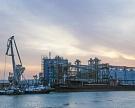 По «малой воде» на экспорт уходит 40% зерна