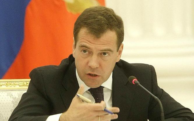Дмитрий Медведев: «Аграрный сектор стал двигать всю экономику»