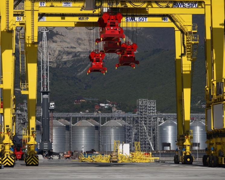 ОЗК создает Объединенный зерновой терминал
