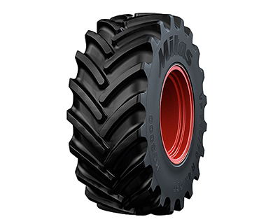 Новые шины MitasVF HC3000 для комбайнов