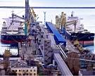 Объем перевалки зерна через глубоководные порты Новороссийска вырос вдвое
