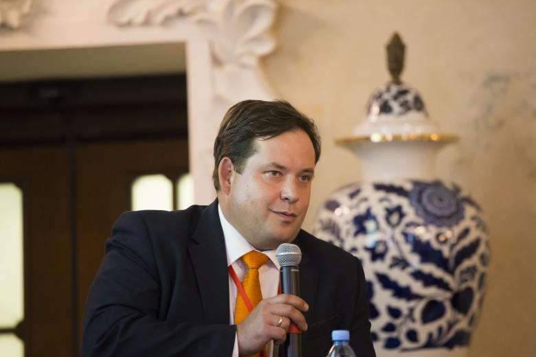 Егор Березовский, кандидат с.-х. наук, руководитель направления «Точное земледелие», Amazone
