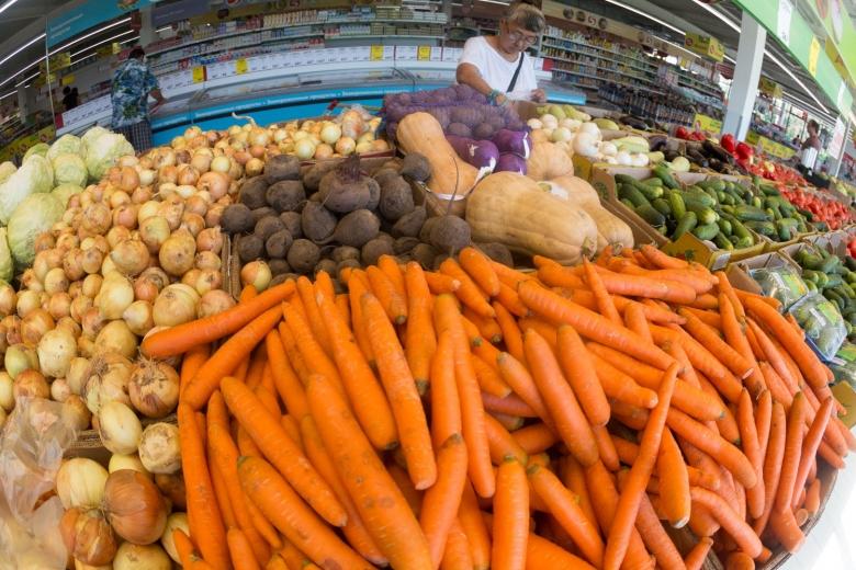 Овощей в рационе не хватает
