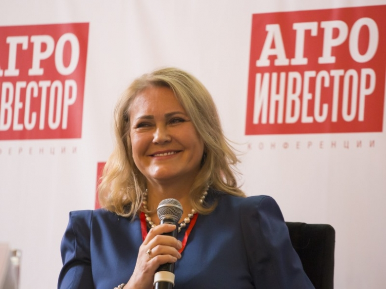 Елена Климова, совладелица, «Эксима»; генеральный директор, «Знаменский СГЦ»