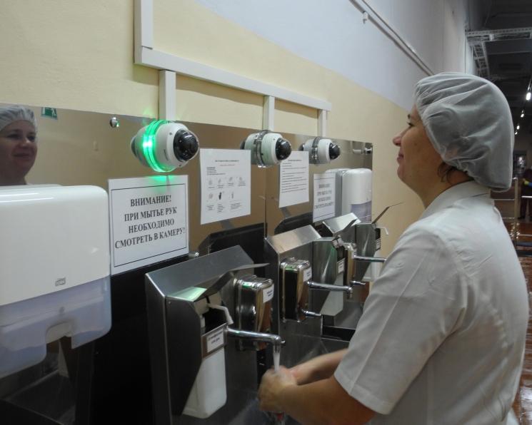 Connectome. ai и «Дамате» запустили проект по санитарной обработке рук