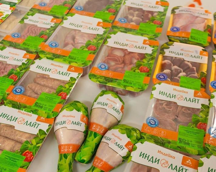 ГК «Дамате» экспортировала 1,4 тыс. т мяса индейки в 2019 году
