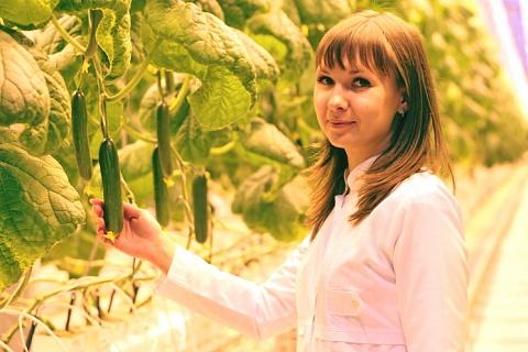 Мария Буткина: «Потребитель становится разборчивым при выборе тепличных овощей»