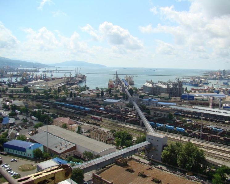 Cargill иНМЖК поучаствуют ввозведении маслоналивного терминала вНовороссийске