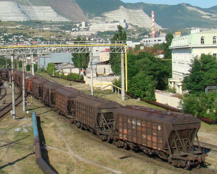 Регионы жалуются нанехватку вагонов для вывоза зерна