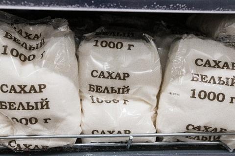 За два месяца Россия экспортировала более 100 тысяч тонн сахара