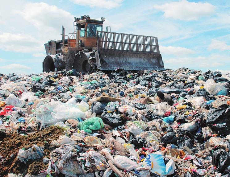 Дырявая экология. Сельское хозяйство производит 250 млн т отходов в год