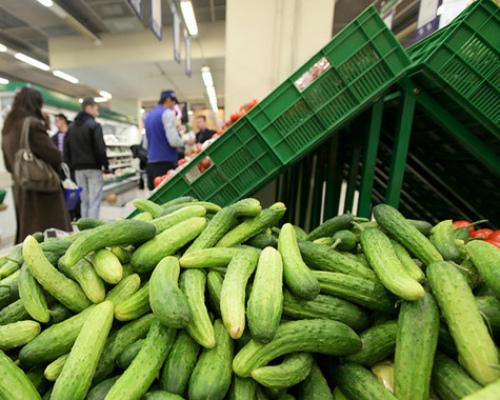 В Российской Федерации недельная инфляция вернулась кнулевому значению